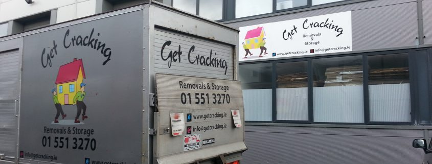 Get Cracking Office Removals