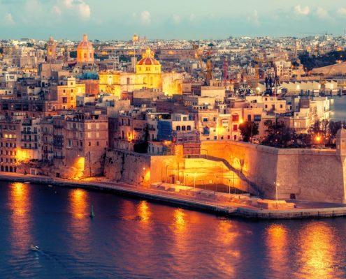 Removals To Malta