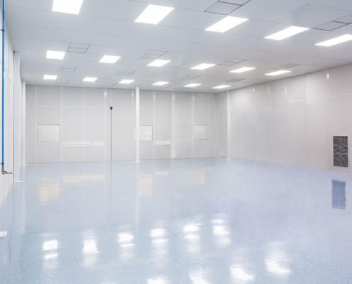 Cleanroom Removals